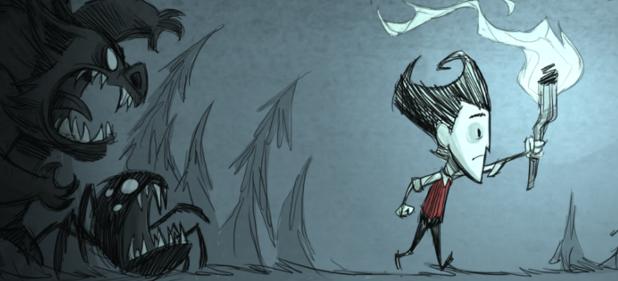 Don't Starve: Skurriles Überleben auf der PS4