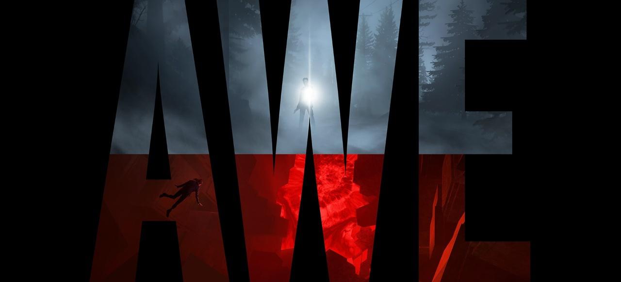 Control: AWE: Licht und Schatten mit Alan Wake