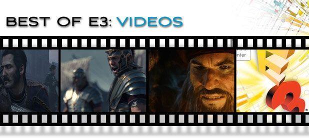 E3 2013: Die Top 10 der besten E3-Videos