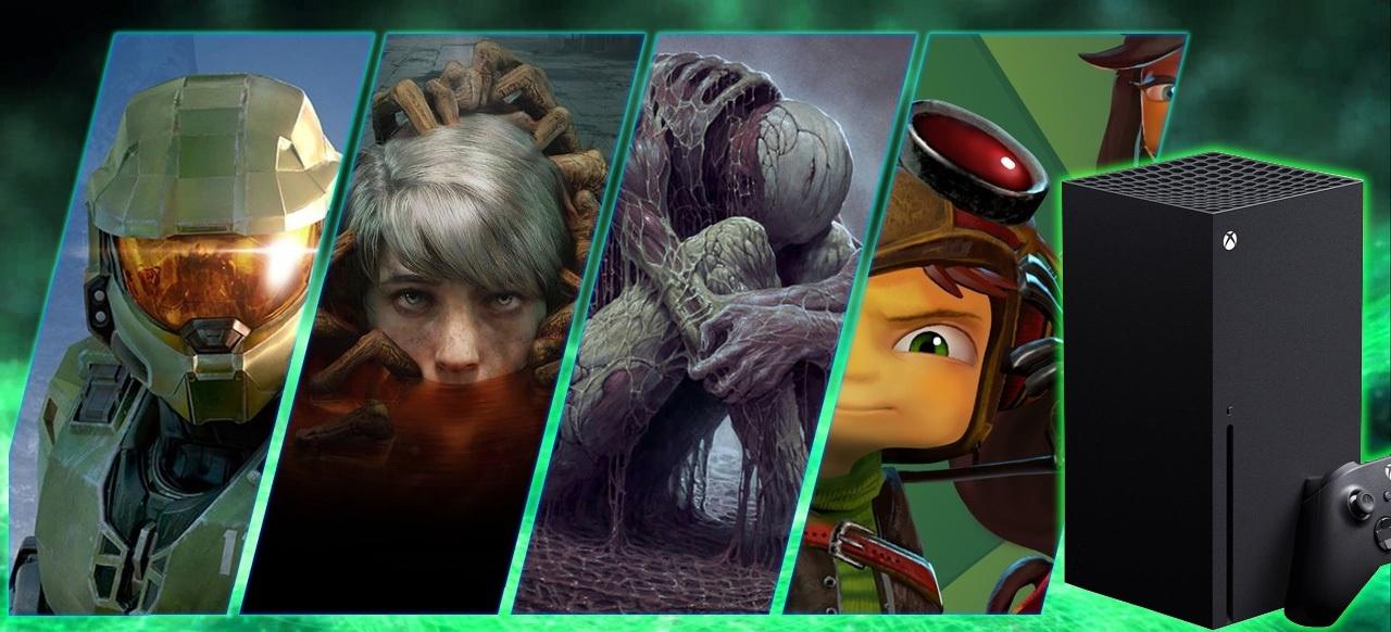 Xbox Series X: Welche Spiele erscheinen 2021 für XBS?