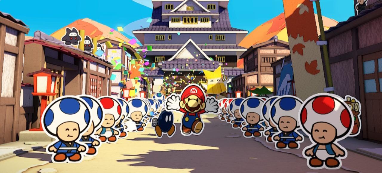 Paper Mario: The Origami King: Dieses Spiel ist der Hammer