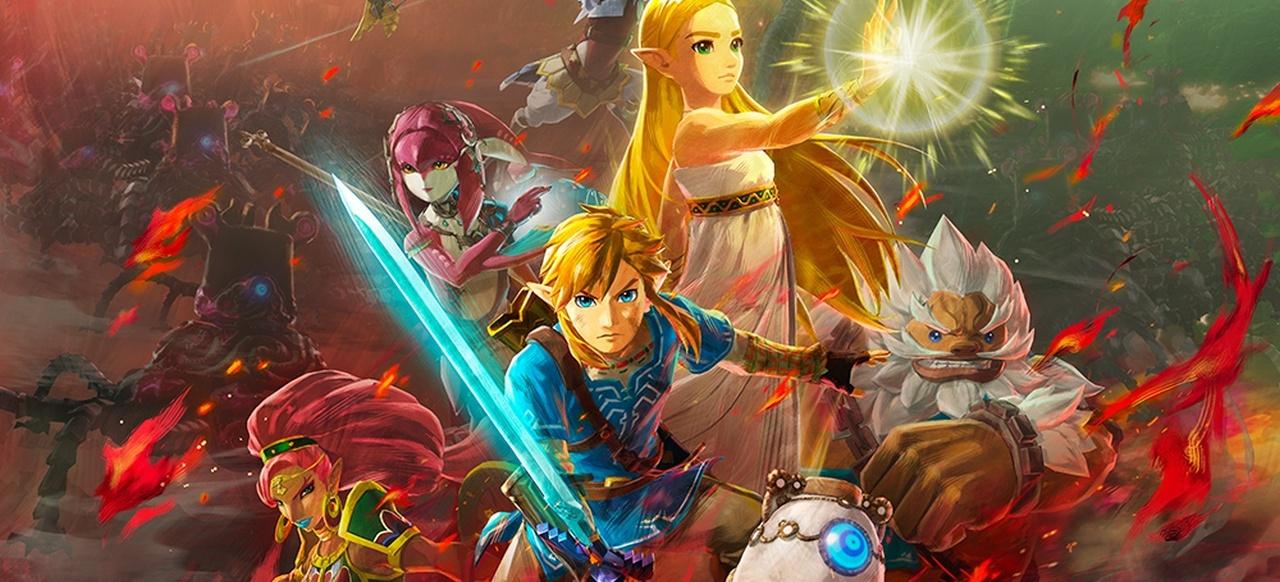 Hyrule Warriors: Zeit der Verheerung: Massenschlachten für Zelda-Fans