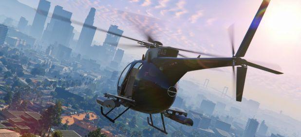 Grand Theft Auto 5: Mehr als ein Grafik-Update