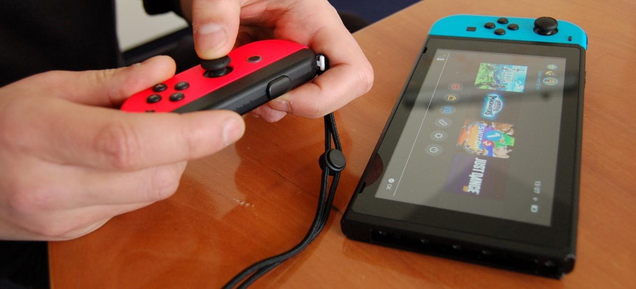 Nintendo Switch: Gelingt die Fusion von Handheld und Konsole? Wir haben Switch ausgiebig getestet.