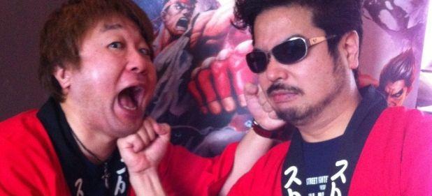 Street Fighter X Tekken: Yoshinori Ono & Katsuhiro Harada im Gespräch