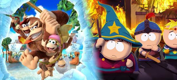 Monatsübersicht: Spiel des Monats: Donkey Kong Country Tropical Freeze (Wii U)