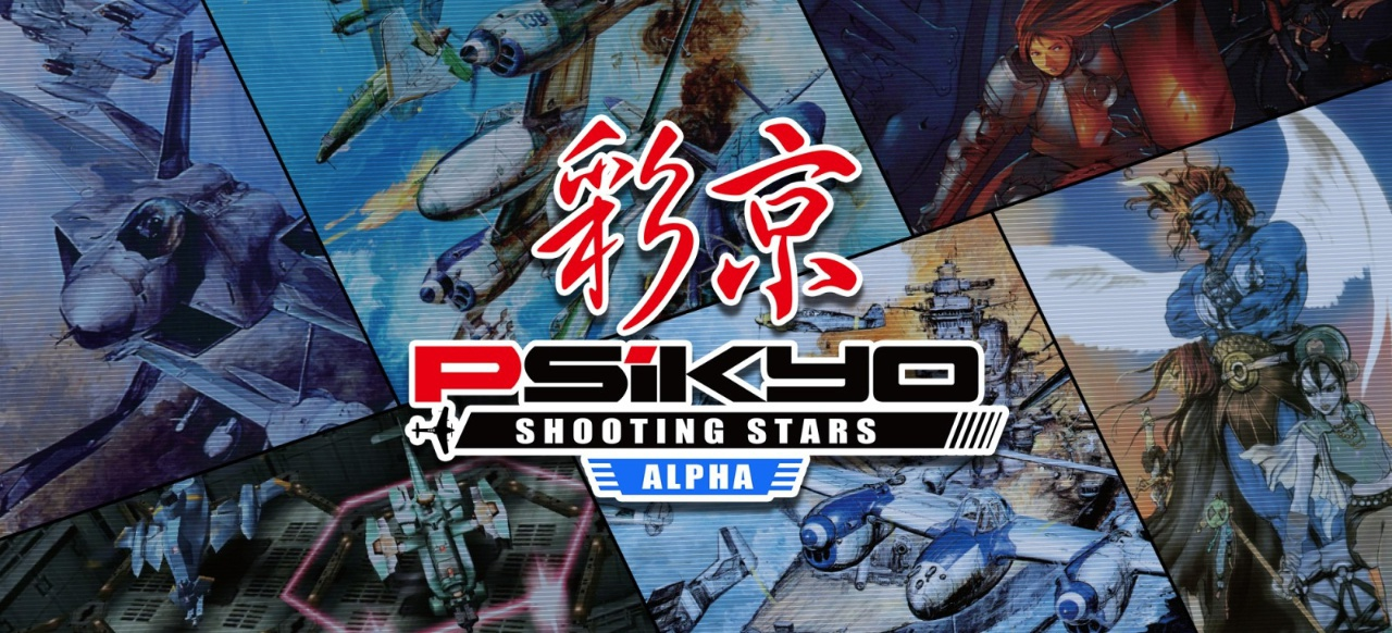 Psikyo Shooting Stars Alpha: Sixpack für die Shoot'em-Up-Fete