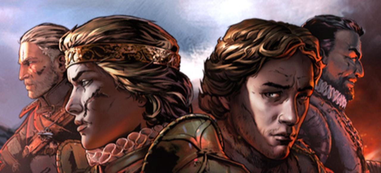 Thronebreaker: The Witcher Tales: Kartentaktik in der Welt des Hexers