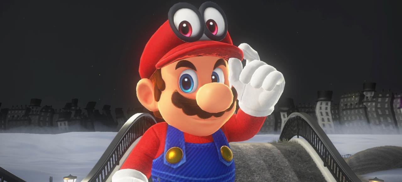 Super Mario Odyssey: Die pure Entdeckungs-Lust