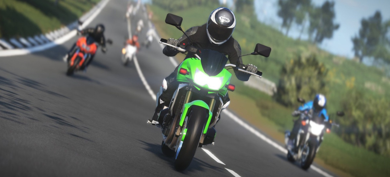 Ride 2: Viel Inhalt, wenig Neues für Motorrad-Fans