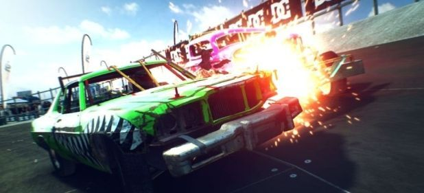DiRT: Showdown: Burnout trifft Destruction Derby