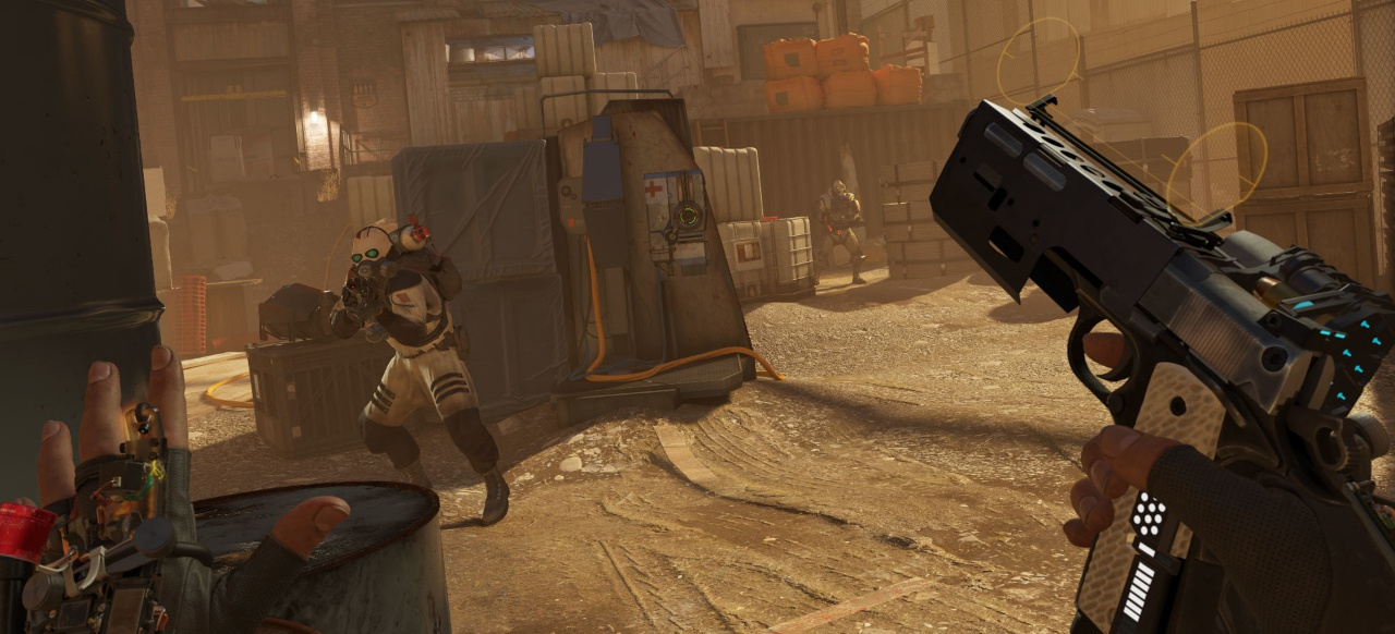 Half-Life: Alyx: Spektakuläre Rückkehr