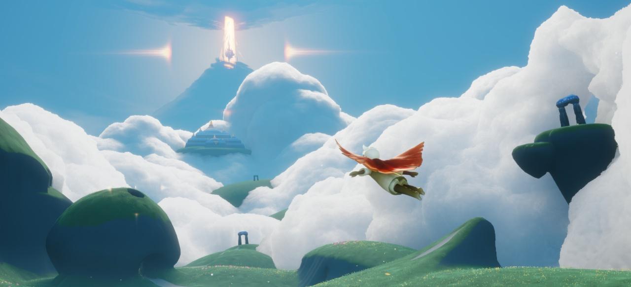 Sky: Kinder des Lichts: Dem Himmel und Journey so nah