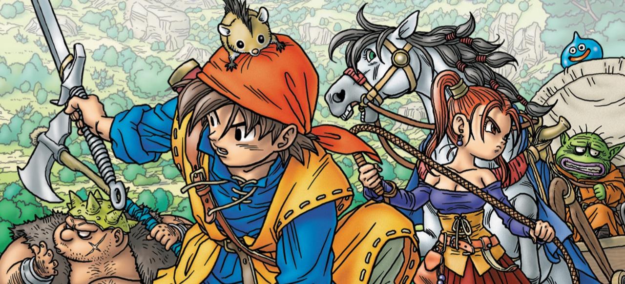 Dragon Quest 8: Die Reise des verwunschenen Königs: Rollenspiel-Klassiker für Liebhaber