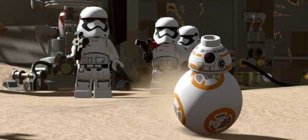 Lego Star Wars: Das Erwachen der Macht: Die Macht ist mit den Klötzchen-Jedis