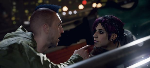 inFamous: First Light: Ein Lasergirl auf Rachetour