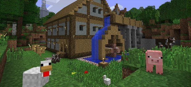 Minecraft: Das Independent-Phänomen für Konsole