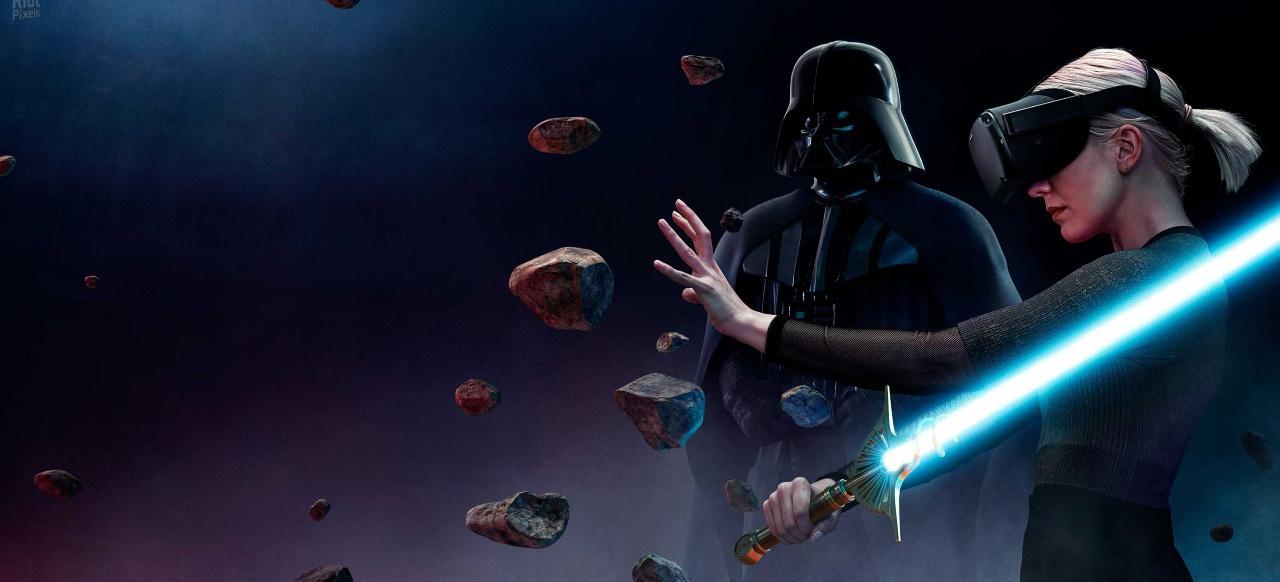 Vader Immortal: Eine Star Wars VR-Serie: Duelle mit Darth Vader auf PSVR
