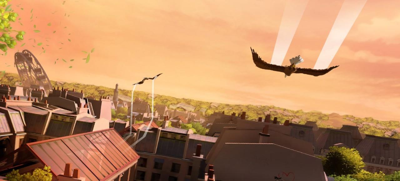Eagle Flight: Luftige Verfolgungsjagd über den Dächern von Paris
