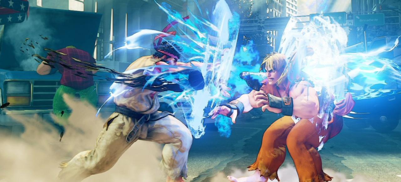 Street Fighter 5: Endlich ein vollwertiger Prügler