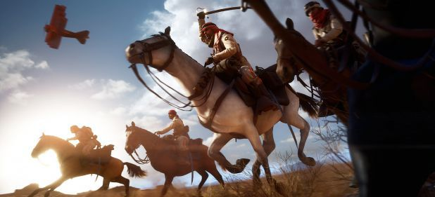 Battlefield 1: Inszeniert DICE die besten Schlachtfelder aller Zeiten?
