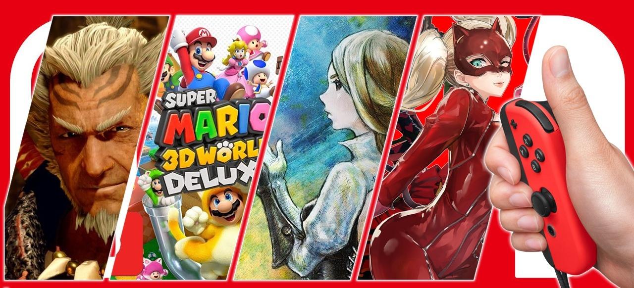 Diese Spiele erscheinen 2021 für Switch