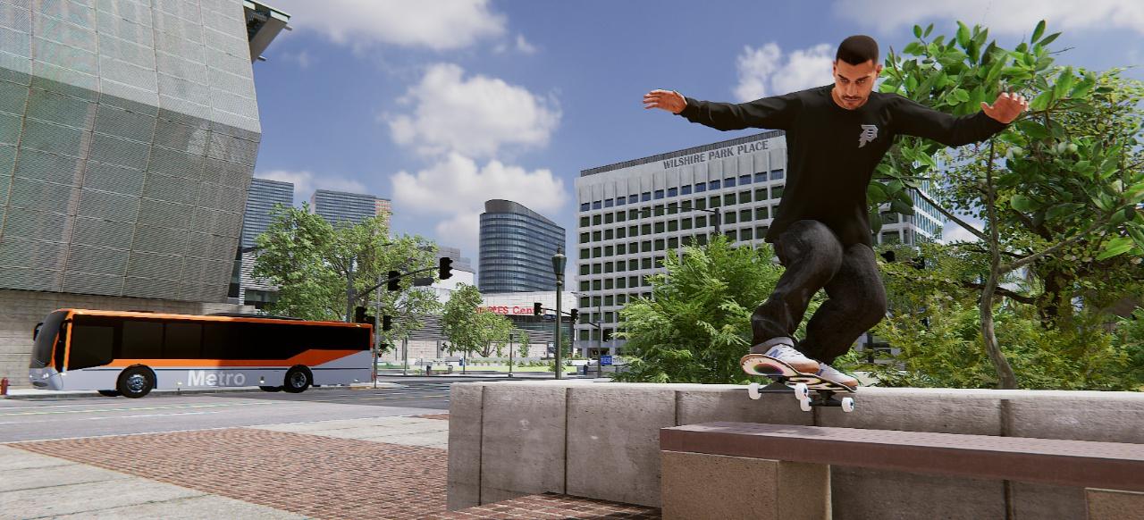 Skater XL: Spirit of the Hawk