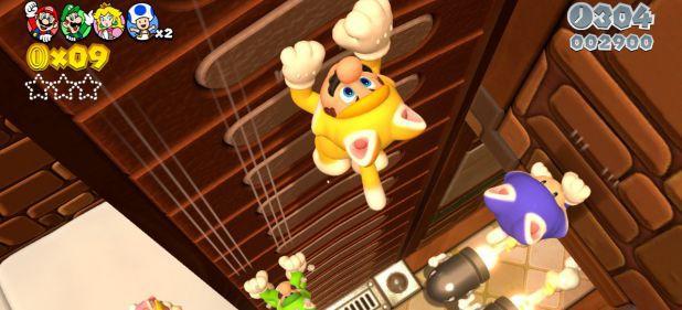 Super Mario 3D World: Ein Klempner mit Katzenfetisch