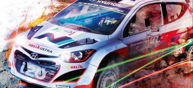 WRC FIA World Rally Championship The Official Game: Totalschaden auf dem 3DS?