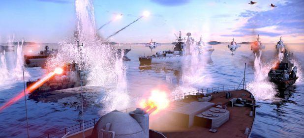 Wargame: Red Dragon: Seekrieg in Ostasien