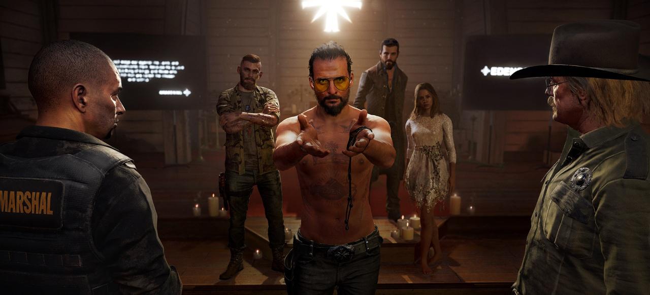 Far Cry 5: Wildes Montana