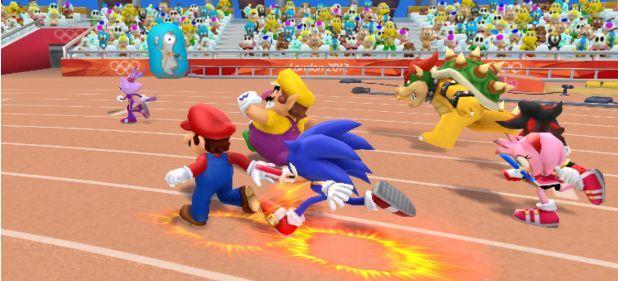 Mario & Sonic bei den Olympischen Spielen: London 2012: Test: Frostige Spiele