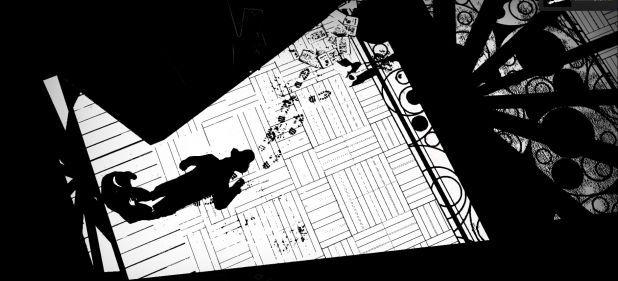 White Night: Monochromer Horror Noir