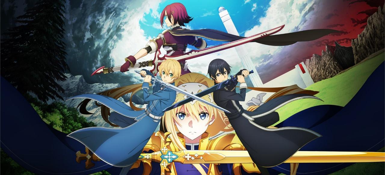 Sword Art Online: Alicization Lycoris: Auf zu neuen Ufern!