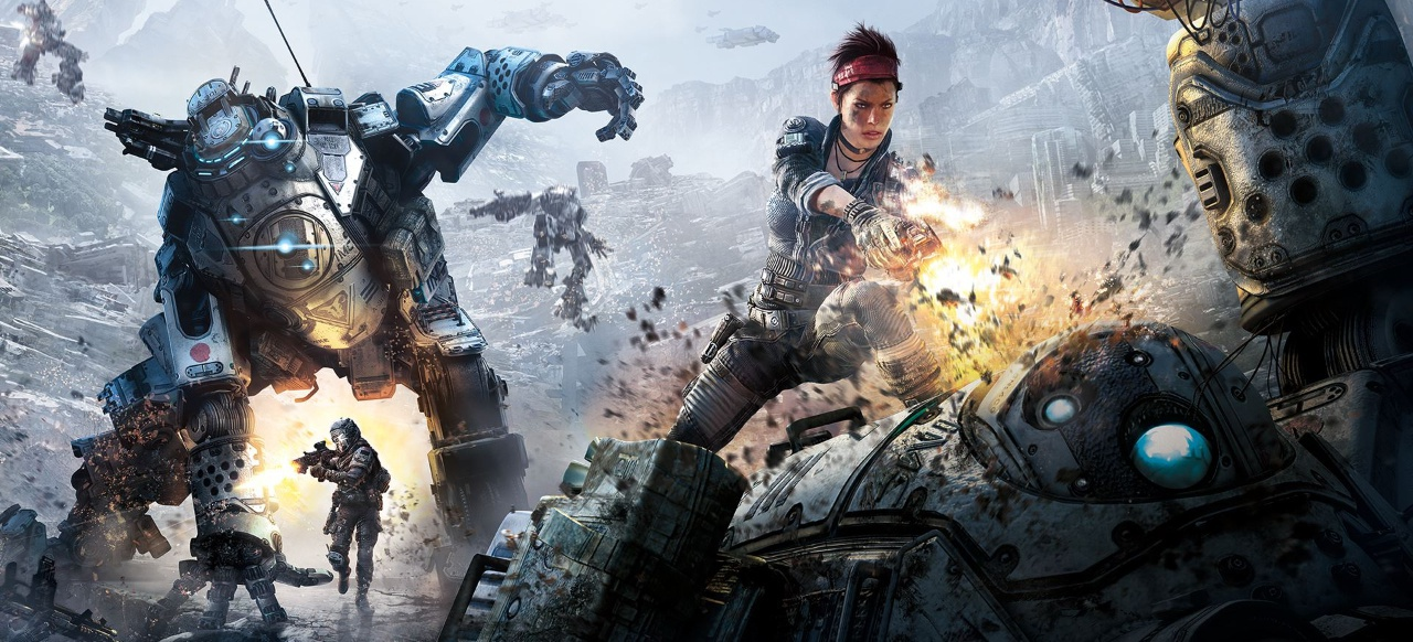 Titanfall 2: Rasante Action mit Mechs, High-Tech und Akrobatik