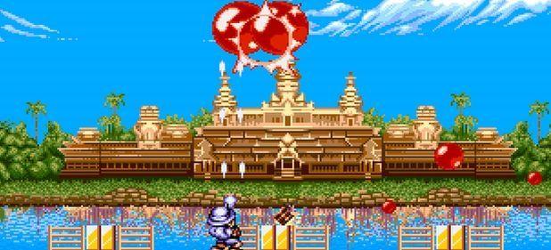 Pang: Explosiver Kugelwahnsinn für Amiga