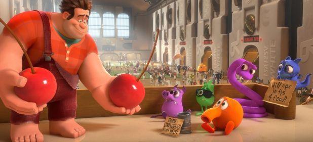 Ralph reichts: Film-Besprechung: Böse zu sein stinkt!