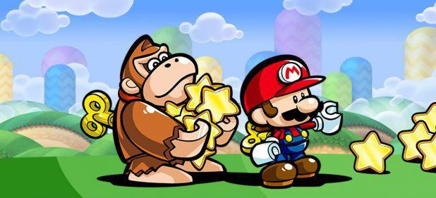 Mario vs. Donkey Kong: Tipping Stars: Mario puzzelt auf Sparflamme