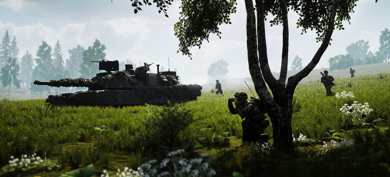 Squad: Taktik-Shooter zwischen Battlefield und Arma 3