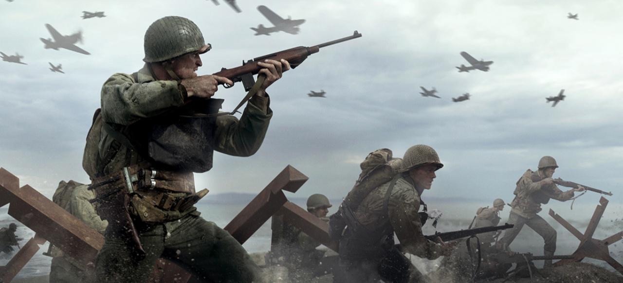 Call of Duty: WW2: Kampagne & Multiplayer - jetzt mit Wertung!