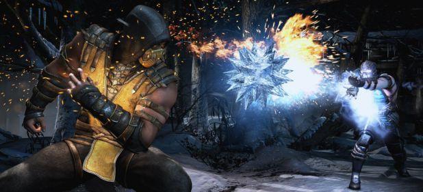 Mortal Kombat X: Street Fighter, Tekken, Dead or Alive? Finish Them!
