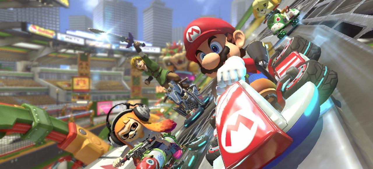 Mario Kart 8: Der Partyspaß für fast überall?