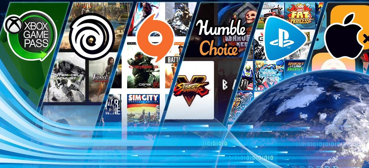 Spielkultur: Von GamePass bis PlayStation Now: Sieben Spiele-Abos im Vergleich