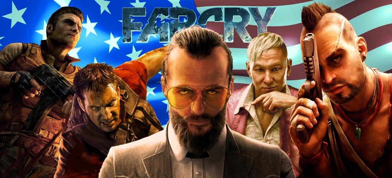 Far Cry 5: Zwölftausend Jahre Spielgeschichte