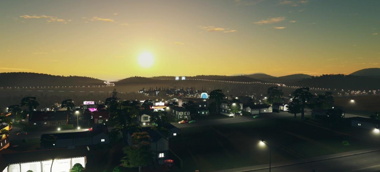 Cities: Skylines: Aufbauspaß für Konsolen-Städteplaner