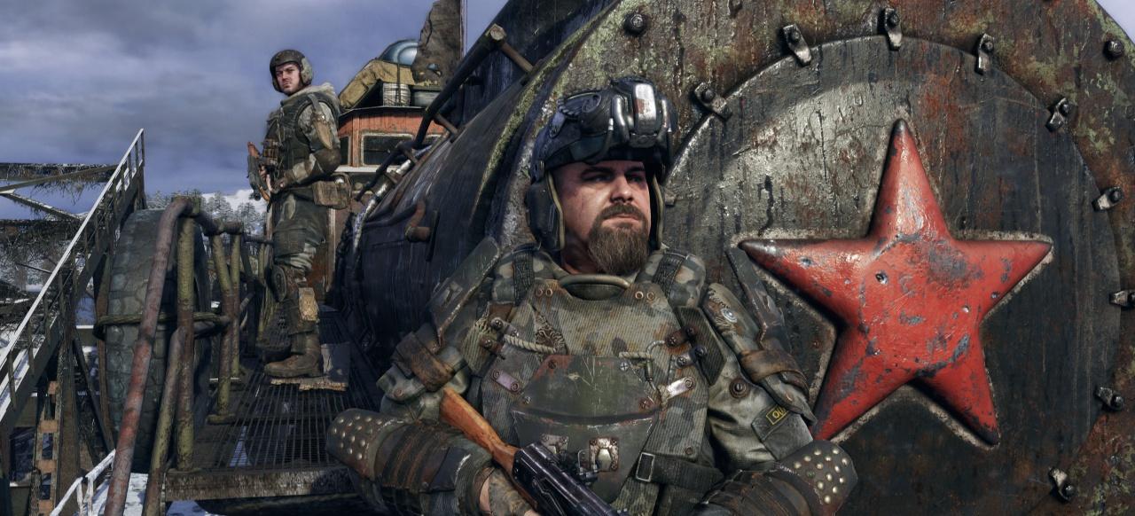 Metro Exodus: Rollenspiel in russischer Endzeitwelt