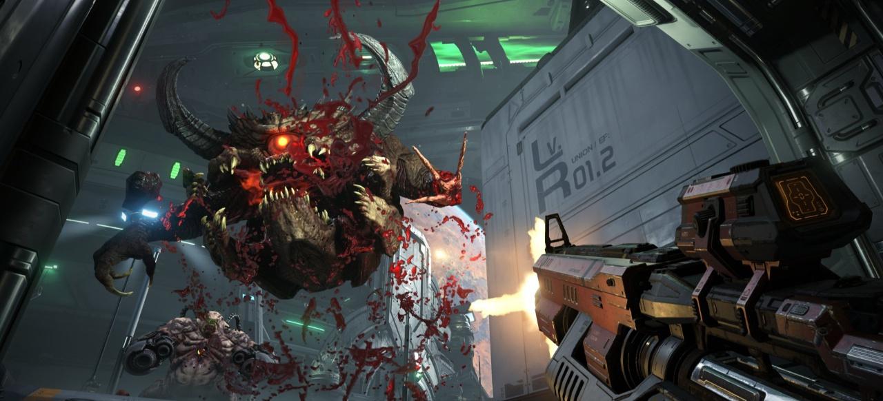 Doom Eternal: Oldschool-Shooter 2.0