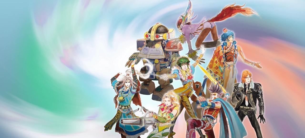 SaGa Frontier Remastered: Späte Premiere des Rollenspiel-Oldies