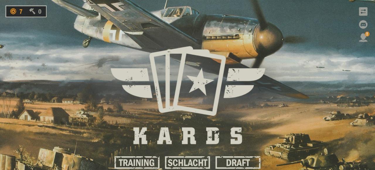 KARDS: Kartenduelle zwischen Sherman und Stuka
