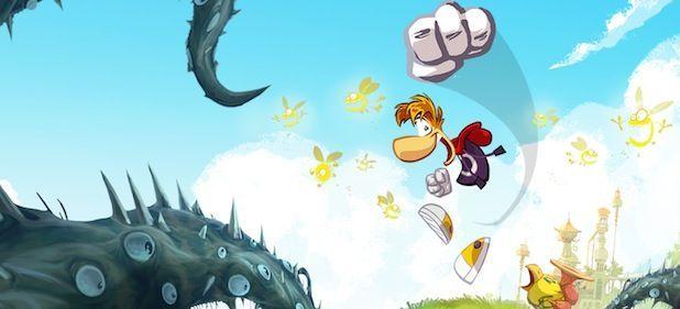 Rayman Jungle Run: Größtenteils armlos